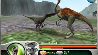 getlinkyoutube.com-Jurassic Park Dinosaur Battles -  Unused Skin Mod