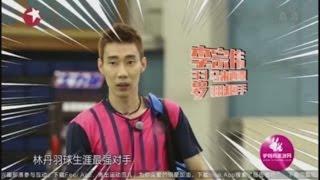 getlinkyoutube.com-Wow! Speed smash! Datuk Lee Chong Wei crack a watermelon!