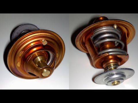 - wymiana termostatu VAG 1.9TDi - VW/Skoda/Seat/Audi