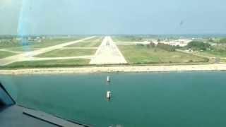 getlinkyoutube.com-VOR Approach to Preveza (Greece) Dornier 328 SkyWork Airlin