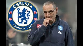 How I Think Sarri Will Play With Chelsea + Analysis of his Napoli Side