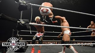 getlinkyoutube.com-WWE Network: Enzo Amore & Colin Cassady vs. Dash & Dawson - NXT Tag Team Title: NXT Takeover: London