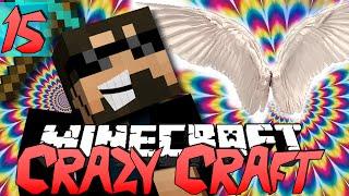 getlinkyoutube.com-Minecraft CRAZY CRAFT 2.0 | Flying Troll! [15]