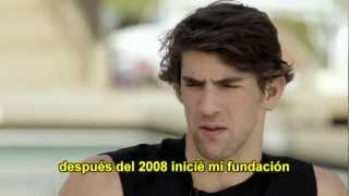 La vida de Michael Phelps: Speedo