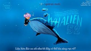 getlinkyoutube.com-[Vietsub+Kara] [HORSIE TEAM] Whalien 52 - BTS