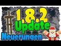 Minecraft 1.8.2 UPDATE (Pre-release) - ALLE Neuerungen - Weihnachtsupdate?
