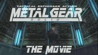 getlinkyoutube.com-Metal Gear Solid - The Movie [HD] Full Story