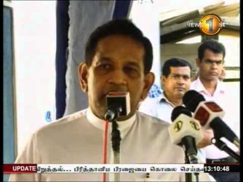 Newsfirst Lunch time Shakthi TV 1PM 18th July 2014