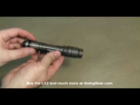 Surefire LX2 Lumamax Review