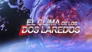 CLIMA LUNES 12 DE DICIEMBRE 2016