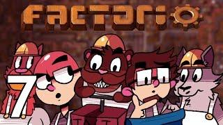 Factorio - NLSS Crew Plays - Episode 7 [Spaghetti]