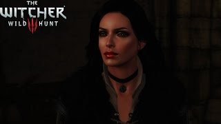 getlinkyoutube.com-The Witcher 3 Mods #23 YENNEFER - beauty pack & More Shadows