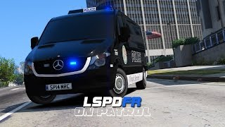 LSPDFR - Day 137 - Mercedes Sprinter