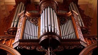 getlinkyoutube.com-J.S. Bach Organ Works Vol.4, Peter Hurford 3/3