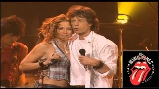 getlinkyoutube.com-The Rolling Stones - Honky Tonk Women - With Sheryl Crow Live at MSG