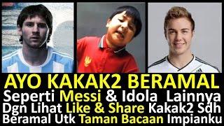getlinkyoutube.com-Lagu Anak Indonesia Ingin Belajar Berprestasi Seperti Messi Ronaldo & Idola Sepak Bola Lainnya