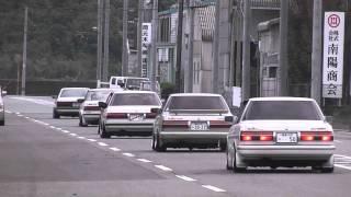 getlinkyoutube.com-☆ゲットハンズ2011☆ 旧車 街道レーサー ☆鉄火面 クレスタ ソアラ