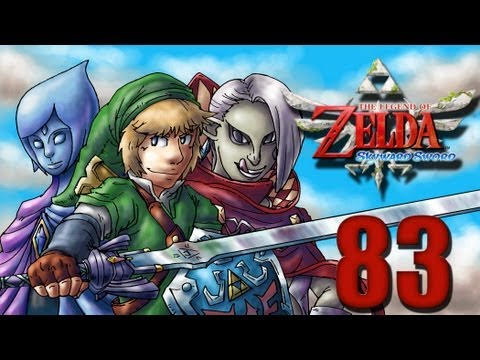 Let's Play Zelda Skyward Sword [German][Blind][#83] - Beim Klabautermann!