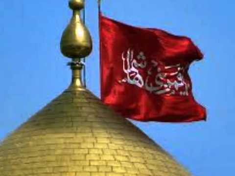 Nauha Farsi Abul Fazel Alamdaram recited by Mehrab Muharram 1435 Nov 2013