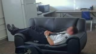 getlinkyoutube.com-Pilot Fatigue and Crash Pads 2/9/2011