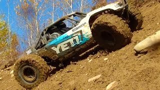 getlinkyoutube.com-Axial Yeti Rock Racer - Hill Climbing Bash Session