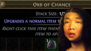 getlinkyoutube.com-Path of Exile - การใช้ orb of chance