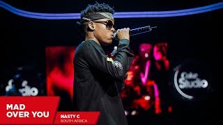Nasty C, Mad Over You (Cover) - Coke Studio Africa