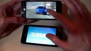 getlinkyoutube.com-Сравнение: Lenovo A319 vs iPhone 5 (HD)