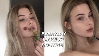EVERYDAY MAKEUP ROUTINE | okaysage
