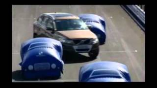getlinkyoutube.com-Volvo XC60 forward collision avoidance system
