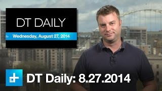 getlinkyoutube.com-Smartphones from Burger King, Robot brain trust, Coolest Cooler tops Kickstarter - DT Daily (Aug 27)