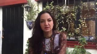 Mariana Giménez, actriz y directora de teatro, opina sobre Las Hermanas García