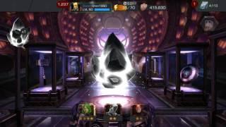 5 Star Champion/Awakening Crystal + T4C + Many more!   Marvel Contest of Champions