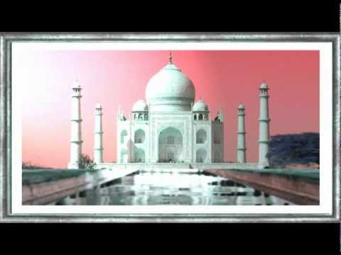 THE TAJ MAHAL INDIA Sophrologie Anti Stress Yoga ZEN Relaxation Music Jean-Luc LACHENAUD.wmv