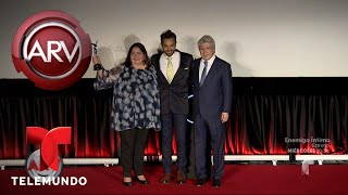 Eugenio Derbez sigue de cerca el caso de su robo | Al Rojo Vivo | Telemundo