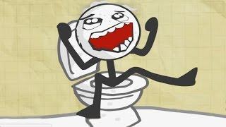 getlinkyoutube.com-NECESITO UN BAÑO.... AHORA!! - Toilet Success   Fernanfloo