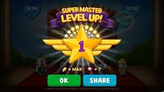 getlinkyoutube.com-Line Rangers Season 2 : Master Level 99 and Super Level 1 [4 Feb. 2015]