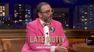 LATE MOTIV - Bob Pop en el concierto de Bertín Osborne  | #LateMotiv174