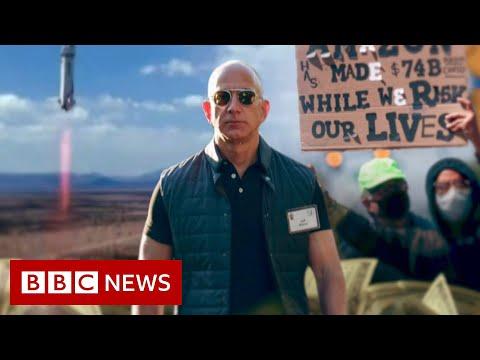 BBC News:Amazon's Jeff Bezos: The richest person in the world - BBC News