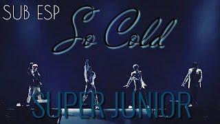 getlinkyoutube.com-So Cold (Studio Ver.) SUB ESP - Super Junior