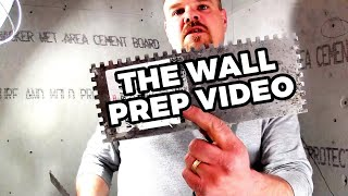 getlinkyoutube.com-Prepping walls after cement board