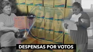 Condiciona el PAN despensa por voto