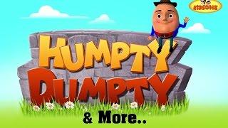 getlinkyoutube.com-Humpty Dumpty Sat on a Wall & More 3D Animation Rhymes | London Bridge | Twinkle Twinkle