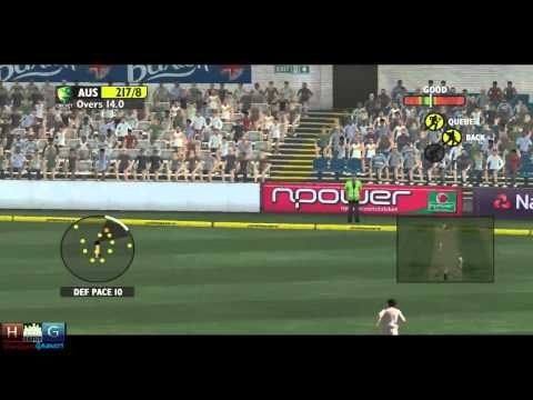 Ashes Cricket™ 2009 : England v/s Australia - Ashes 4th Test Match (Episode #4)