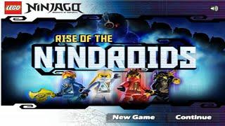 getlinkyoutube.com-Cartoon Network Games: Lego Ninjago - Rise Of The Nindroids
