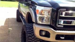 2011 6.7 Power stroke custom