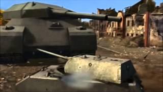 getlinkyoutube.com-World of Tanks - ALL P 1000 RATTE SIGHTINGS!