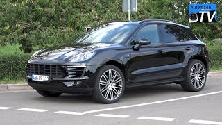 getlinkyoutube.com-2015 Porsche Macan S Diesel (258hp) - DRIVE & SOUND (1080p)