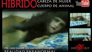 getlinkyoutube.com-Hibrido con cabeza de MUJER y CUERPO DE ANIMAL @OxlackCastro
