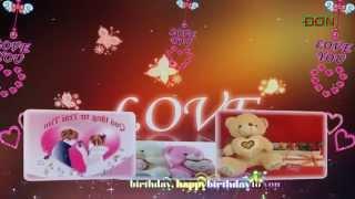 getlinkyoutube.com-share style sinh nhật đẹp nhất